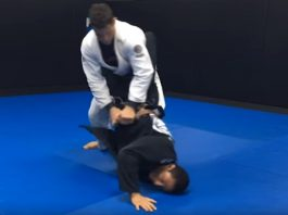 One of the Strongest Closed Guard Attacks - Reverese Muscle Sweep
