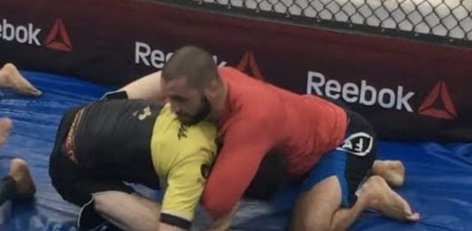 Head Control To Submission Concepts - Firas Zahabi