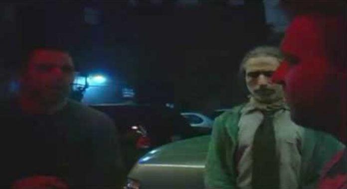 Joe Rogan Chokes Out a Guy in a Night Club