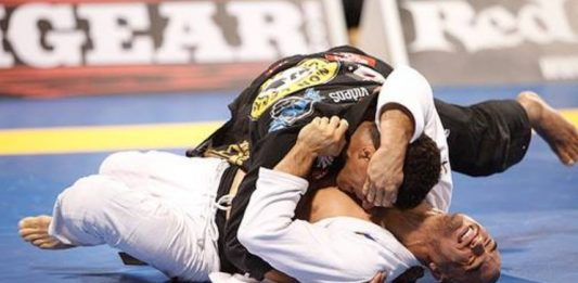 Staying Aggressive from Bottom Side Control can be Done and This is How