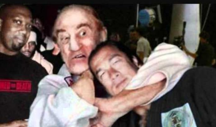 Gene LeBell Choked Out Steven Seagal and Made Him Poop