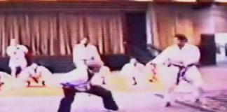 Chuck Norris Black Belt vs Rickson Gracie