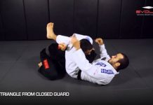 5 Triangle Choke Variations In 1 Minute