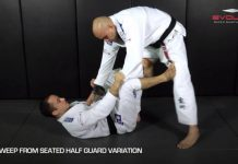 8 Essential Sweeps In Brazilian Jiu Jitsu