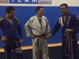 BJJ Brown Belt Demoted To Purple Belt By Jiu Jitsu Coach