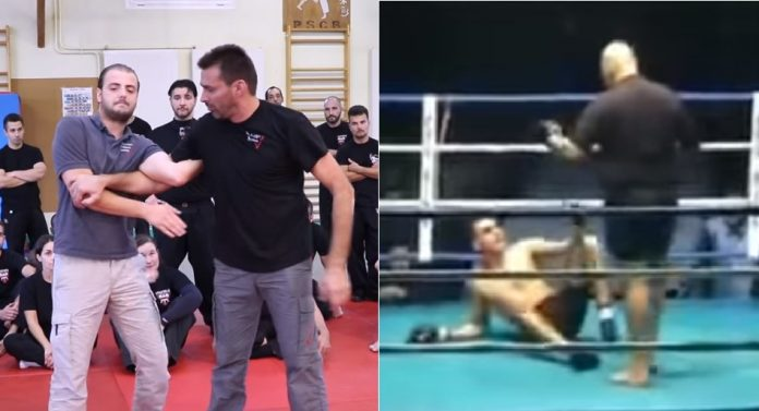 Fred Mastro in an MMA Fight - Can he Apply his Techniques in a real MMA fight?