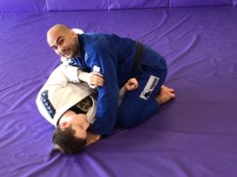 Side Control Escape by Bernardo Faria and Nick Tissue