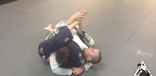 Buggy Choke Invented by White Belt