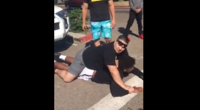 Ribeiro Jiu Jitsu Student Safely Subdues Purse Thief