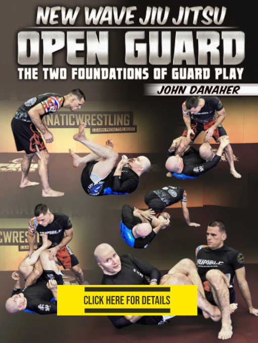John Danaher Open Guard