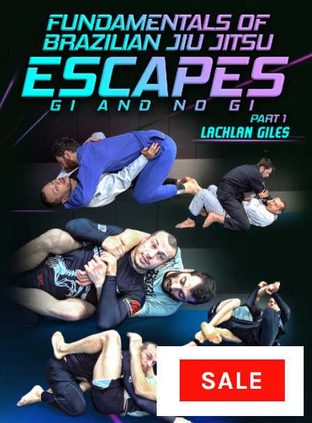 Lachlan Giles Escapes