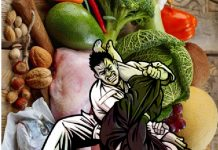 Grapplers nutrition guide