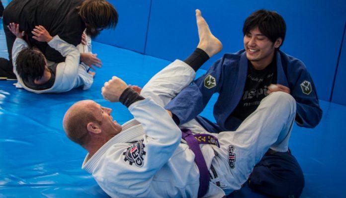Jiu-Jitsu Regain Your Health and Refresh Your Mind