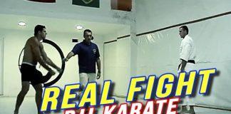 BJJ vs Karate - Karate guy Accepted a Challenge