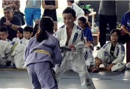 Best Time to Send a Kid to Train Jiu Jitsu