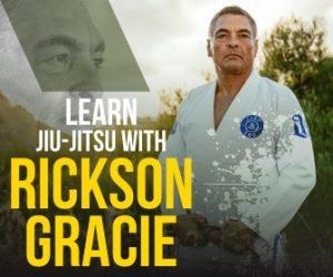 Rickson Gracie Instructional