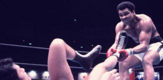 Muhammad Ali vs Antonio Inoki - MMA Fight, Tokyo 1976