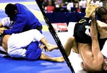 Evolving BJJ competition