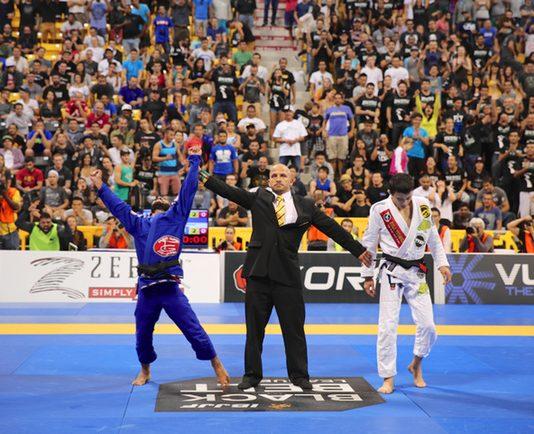 Competition game plan, Jiu Jitsu
