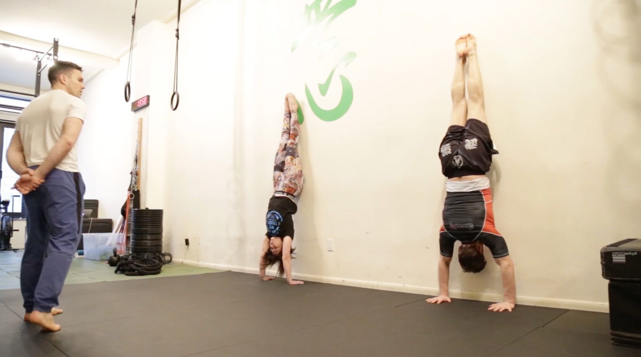 Use Gymnastics To Become Freakishly Strong For BJJ – BJJ World
