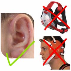 CAULEAR SHIELDS YES - REVIEW: Ear Shield - Caulear Protection
