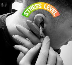 CAULIFLOWER EAR STRESS LEVEL - REVIEW: Ear Shield - Caulear Protection