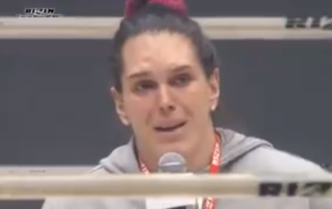 Gabi Garcia in Tears Apologizes For a Canceled Fight, I'm normal Girl