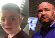 Dana White Will Bring Victim of Bullying Keaton Jones to UFC HQ