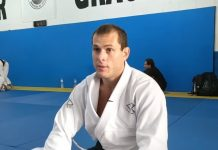 Roger Gracie: Defeat Is Unacceptable I Just Don't Accept It