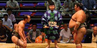 Takanoyama Shuntarō aka Pavel Bojar - The Smallest Sumo Champion
