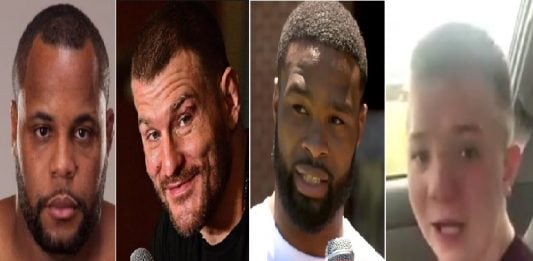 UFC Fighters Sending Support Messages to Bullied Kid Keaton Jones!