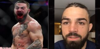 Mike Perry Knocks Out Guy Who Punched Him After Hitting on His GF