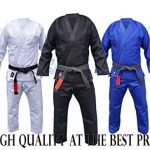 Your Jiu Jitsu Gear Brazilian Jiu Jitsu Premium Uniform With Free BJJ Belt