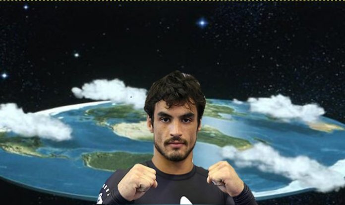 Kron Gracie: I Believe That The Earth is Flat