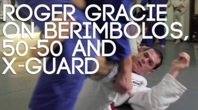 Roger Gracie talks berimbolos, 50-50 & learning BJJ from YouTube