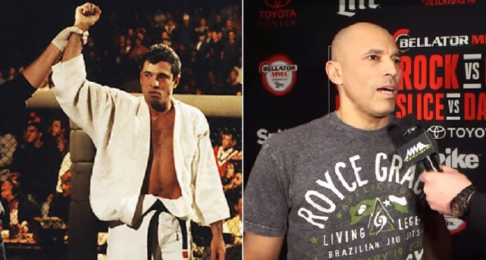 Royce Gracie: I won't Teach my Students Anything that Doesn't Work on the Street