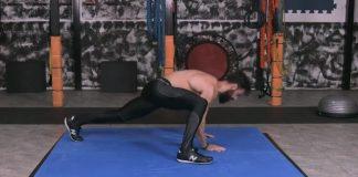 BodyWeight Exercises Based on Jiu-Jitsu Movement