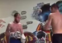 Street Fighter Challenges Jiu Jitsu Instructor to a Boxing Match