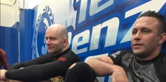 """Story about Renzo Gracie Being Challenged by """"Unchokeable"""" Man in His Gym"""