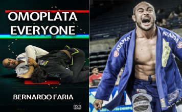 REVIEW: Omoplata Everyone - Bernardo Faria