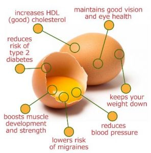 egg nutrition 296x300 - Eggs - The Forgotten Superfood For Ultimate Athleticism (Recipe Included)