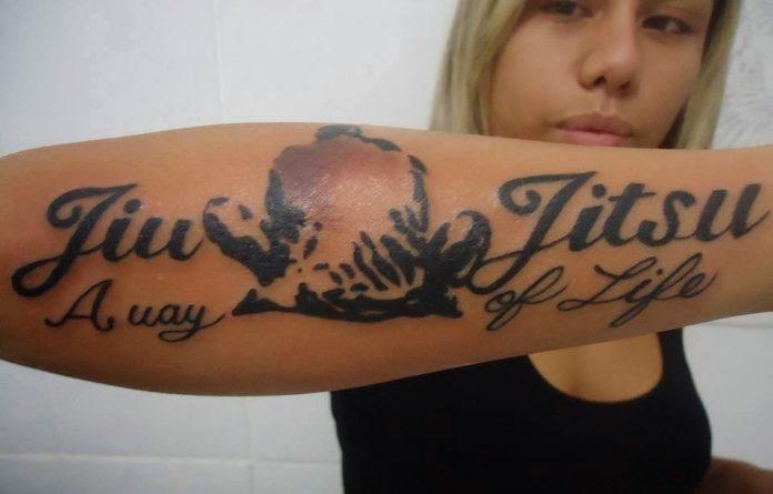 Jiu Jitsu Tattoos