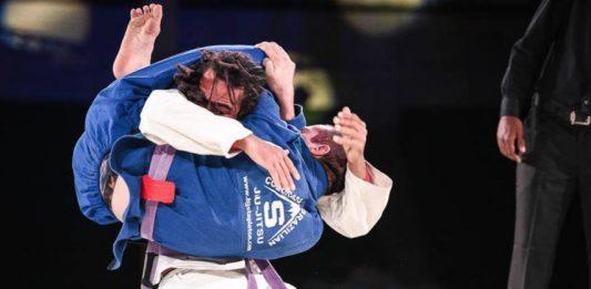 Purple Belt, Jiu Jitsu