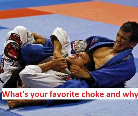 Everything about BJJ Chokes - Systematization, Anatomy, Efficiency