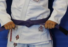 Jiu Jitsu belts students level