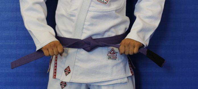 Jiu Jitsu belts students level