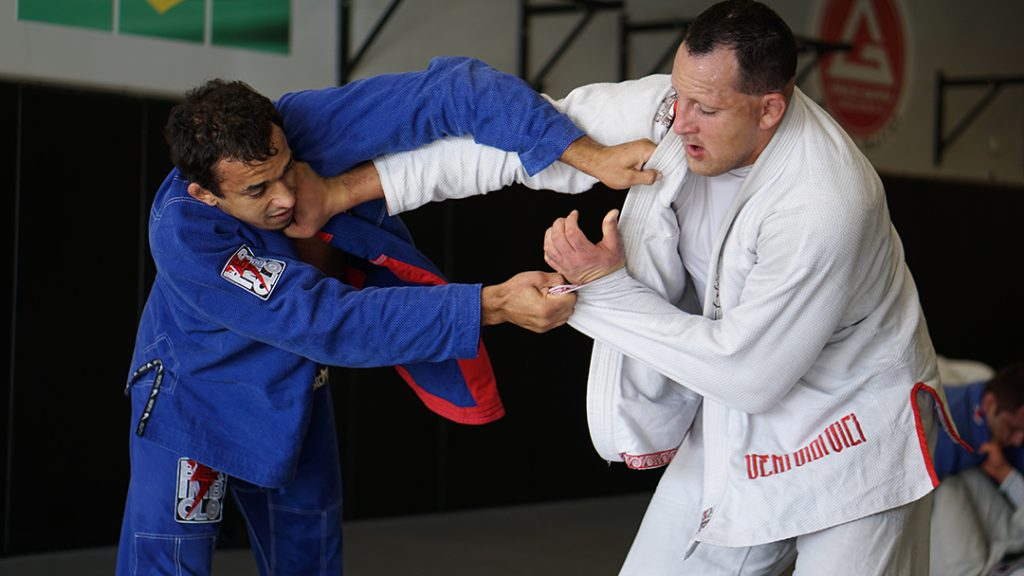 Grip FIght 1024x576 - BJJ Fundamentals Every White Belt Have to Know