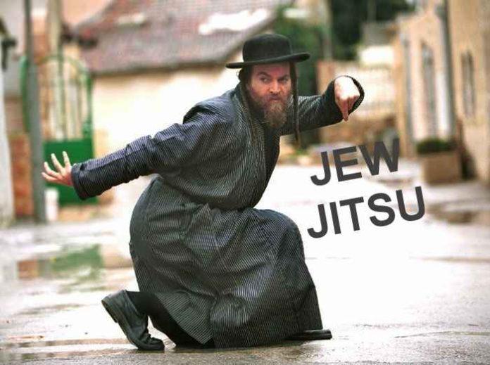 Jew Jitsu