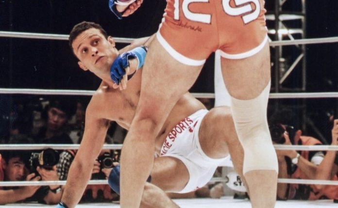 Renzo Gracie vs Sakuraba rematch