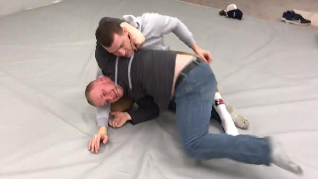Fake BJJ Purple Belt and and Cop Exposed at McGuin Jiu Jitsu Academy